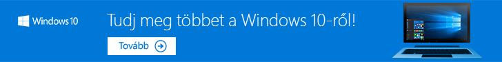 Windows 10 tudj meg tobbet