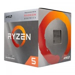 AMD Ryzen 5 3400G 3,70GHz Socket AM4 4MB (3400G) box processzor