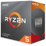 AMD Ryzen 5 3500X 3,60GHz Socket AM4 32MB (3500X) box processzor