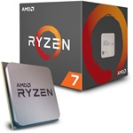 AMD Ryzen 7 2700 3,20GHz Socket AM4 16MB (2700) box processzor