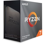 AMD Ryzen 7 3800XT 3,90GHz Socket AM4 32MB (3800XT) box processzor