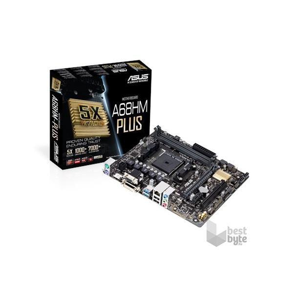 Asus A68HM-PLUS AMD Socket FM2+ mATX alaplap