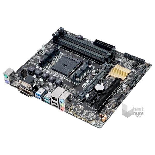 Asus A88XM-A/USB 3.1 AMD A88X SocketFM2+ mATX alaplap
