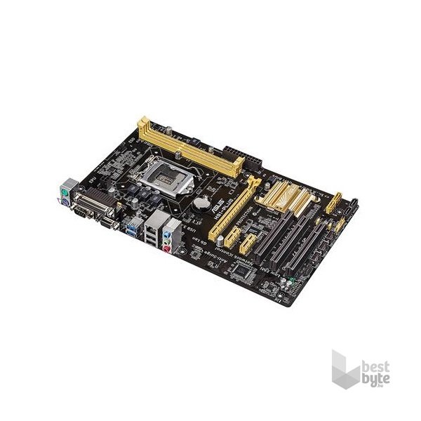 Asus H81-PLUS Intel H81 LGA1150 ATX alaplap
