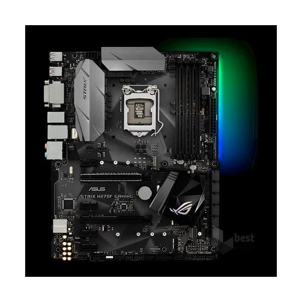 Asus STRIX H270F GAMING Intel H270 LGA1151 ATX alaplap