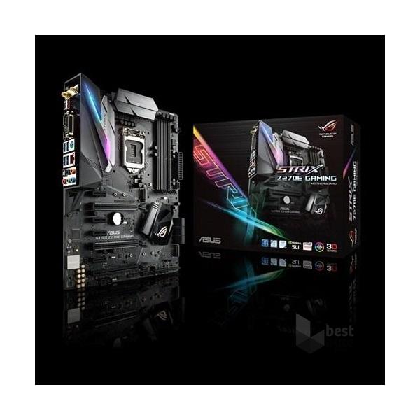 Asus STRIX Z270E GAMING Intel Z270 LGA1151 ATX alaplap