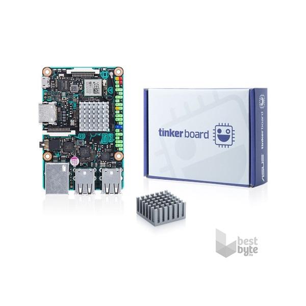 Asus Tinker Board ARM Mali-T764 alaplap