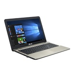 "ASUS X541SA 15,6"" fekete notebook"