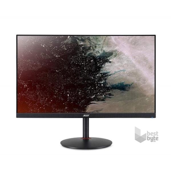"Acer 27"" Nitro XV272Pbmiiprzx LED IPS HDMI DisplayPort 144Hz FreeSync multimédiás gamer monitor"