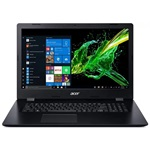 "Acer Aspire A317-51G 17,3"" fekete laptop"