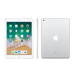 "Apple 9.7"" iPad 6 128 GB Wi-Fi + Cellular (ezüst)"