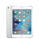 Apple iPad mini 4 32 GB Wi-Fi (ezüst)