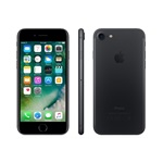 Apple iPhone 7 32GB black (fekete)