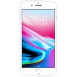Apple iPhone 8 Plus 256GB silver (ezüst)