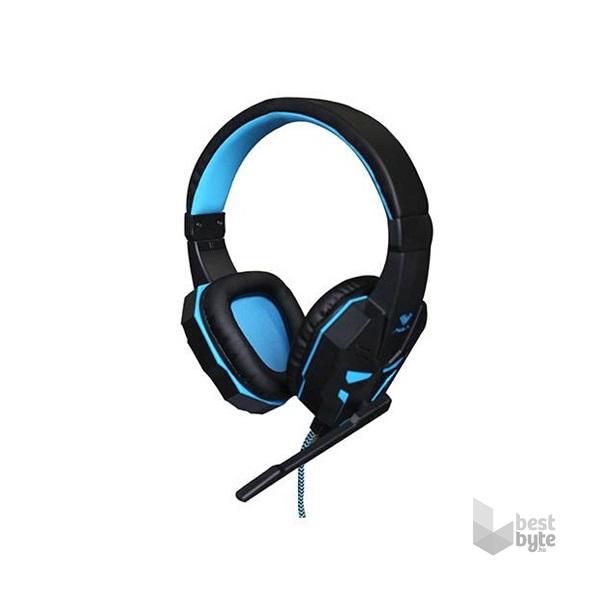 Aula Razorback 7.1 Bass gamer USB headset - BestByte.hu dc14225d23