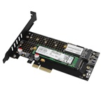 Axagon PCEM2-D PCI-Express - NVME+NGFF M.2 adapter
