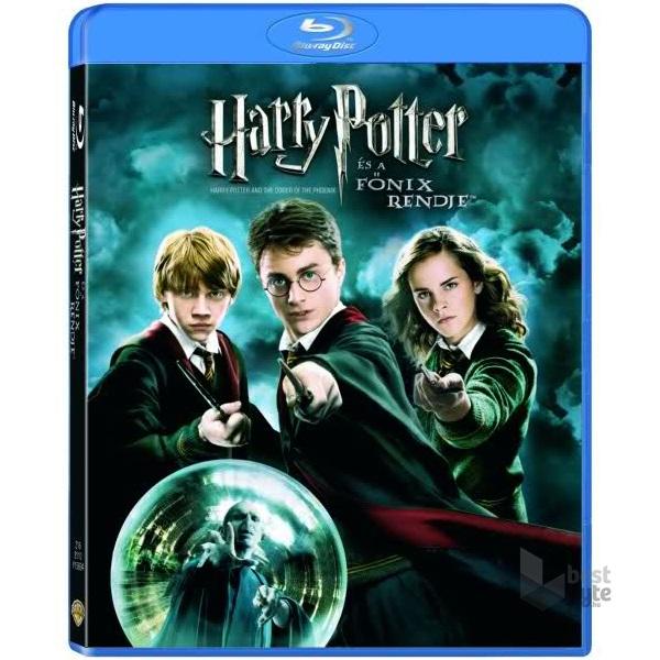 Daniel Radcliffe és David Heyman a Harry Potter és a Főnix Rendje  forgatásán (Fotó: Murray Close, courtesy of Warner Bros. Pictures)
