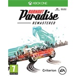 BURNOUT PARADISE REMASTERED XBOX One játékszoftver