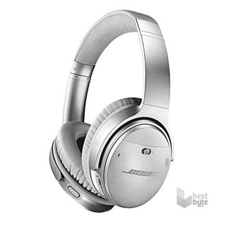 Bose QC35 QuietComfort II Bluetooth aktív zajszűrős ezüst vezeték nélküli  fejhallgató headset - BestByte.hu 2f5d79a4ae