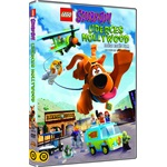 DVD LEGO Scooby Doo - Lidérces Hollywood