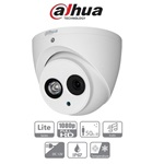 Dahua HAC-HDW1200EM-A kültéri, 2MP, 2,8mm, IR50m, 4in1 HD analóg Turret kamera