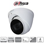 Dahua HAC-HDW1230T-Z kültéri, 2MP, 2,7-12mm, IR60m, StarLight, 4in1 HD analóg Turret kamera