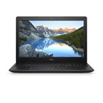 "Dell G3 3579 15,6"" FHD IPS/Intel Core i7 8750H/8GB/256GB/GTX1050Ti/Linux/fekete Gaming laptop"