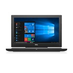 "Dell G5 5587 15,6"" FHD IPS/Intel Core i7 8750H/16GB/256GB+1TB/GTX1060 6GB/Linux/fekete Gaming laptop"
