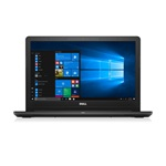 "Dell Inspiron 3576 15,6"" FHD/Intel Core i3 7020U/4GB/1TB/R520 2GB/Win10/fekete laptop"