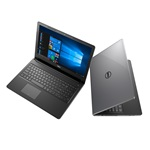 "Dell Inspiron 3576 15,6"" FHD/Intel Core i7 8550U/8GB/256GB/R520/2GB/Linux/szürke laptop"