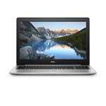 "Dell Inspiron 5570 15,6"" FHD/Intel Core i7 8550U/8GB/128GB+1TB/UHD620/Linux/ezüst laptop"