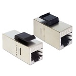 Delock 86210 RJ45 anya > RJ45 anya Cat.6 Keystone modul adapter