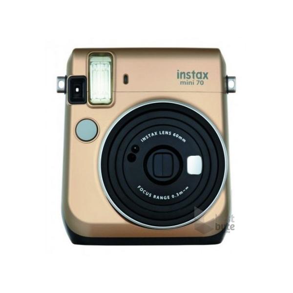Fujifilm Instax Mini70 arany analóg fényképezőgép