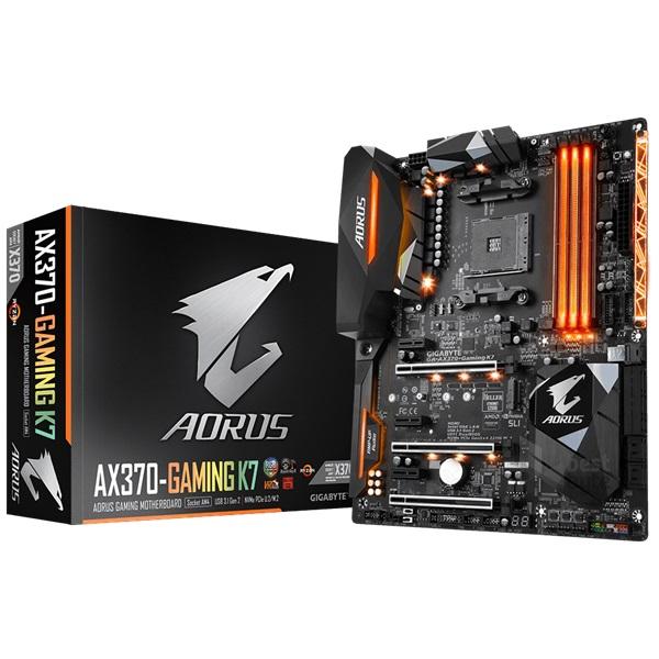 Gigabyte AX370-GAMING K7