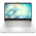 "HP 14s-dq2011nh laptop (14""FHD Intel Core i3-1115G4/Int. VGA/8GB RAM/256GB/DOS) - ezüst"