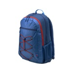 "HP 15,6"" Active Blue/Red Backpack hátizsák"