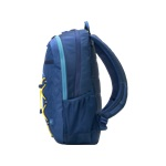 "HP 15,6"" Active Blue/Yellow Backpack hátizsák"