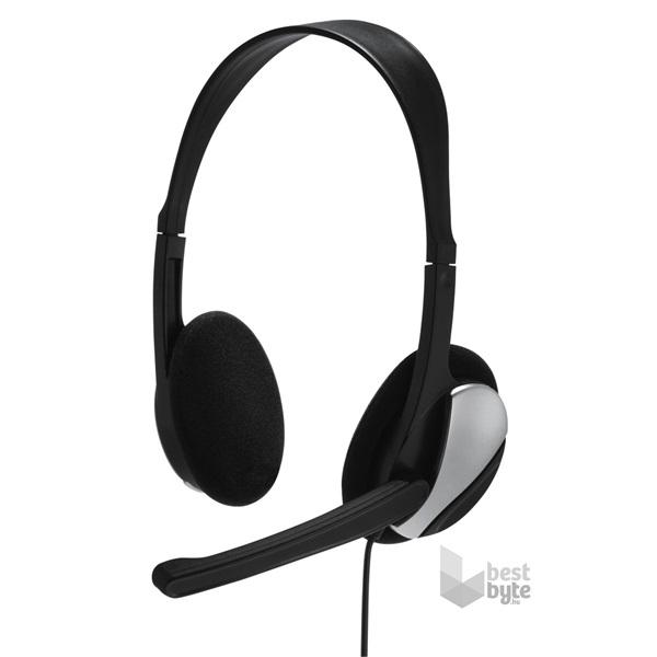 Logitech H151 vezetékes headset - BestByte.hu 0cb6174349
