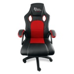 White Shark KINGS THRONE piros/fekete Gamer szék
