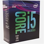 Intel Core i5 2,80GHz LGA1151 9MB (i5-8400) box processzor