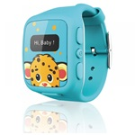 Kidsfe KSIX-KIDSAFE-BL GPS-es kék gyerek okosóra - BestByte.hu 71304fcc89