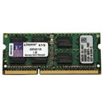 Kingston 8GB/1600MHz DDR-3 (KVR16S11/8) notebook memória