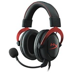 Kingston HyperX Cloud II 3,5 Jack/USB fekete-vörös gamer headset