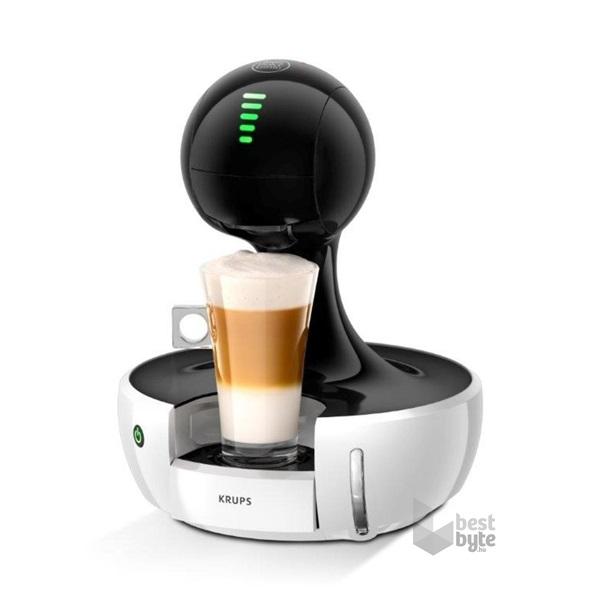 Krups KP3501CE Nescafé Dolce Gusto Drop fehér- fekete kapszulás eszpresszógép