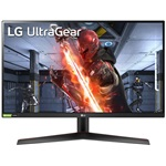 "LG 27"" 27GN600-B FHD IPS 144Hz 1ms HDR10 gamer monitor"
