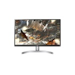 "LG 27"" 27UK600-W 4K IPS HDMI DisplayPort LED fehér monitor"