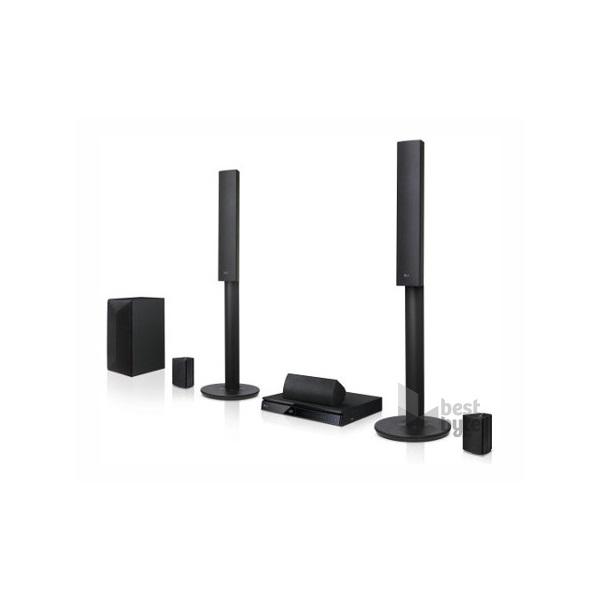 LG LHB645 3D Blu-Ray 5.1 1200W házimozi rendszer