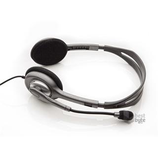 Logitech H110 jack vezetékes headset - BestByte.hu 69392b2aad