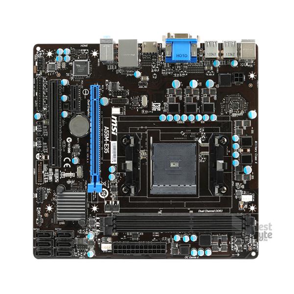 MSI A55M-E35