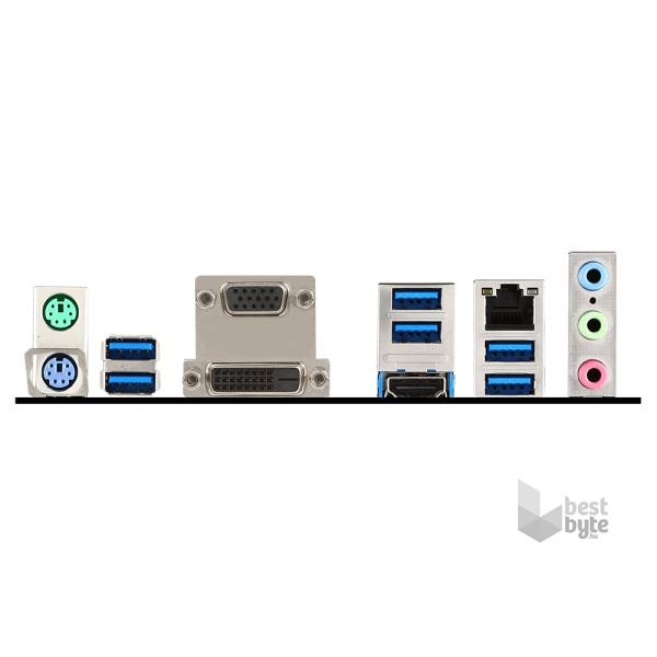 MSI B150M GAMING PRO Intel B150 LGA1151 mATX alaplap